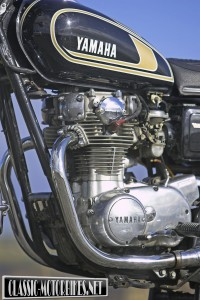 Yamaha XS650B