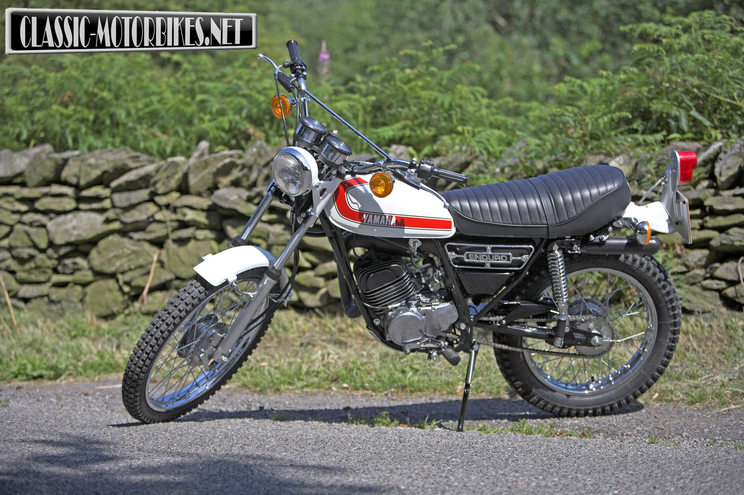 Yamaha Enduro Wiring Diagram Content Resource Of Dt175 Road Test Classic Motorbikes 1972 125 1975 400