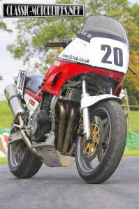 Yamaha FJ1100 Race Bike