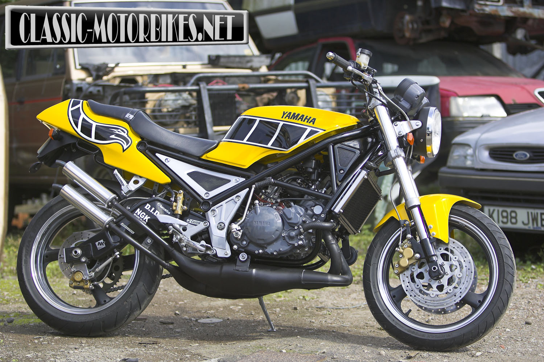 Yamaha R Special Edition