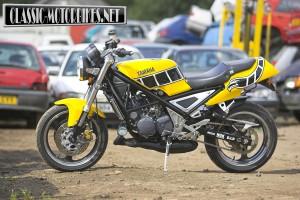 Yamaha R1Z Street Special