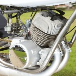 Yamaha TD1C Engine