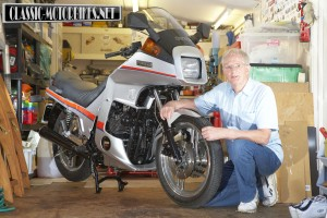1980 Yamaha XJ650 Turbo