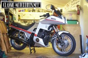 1980 Yamaha XJ650T