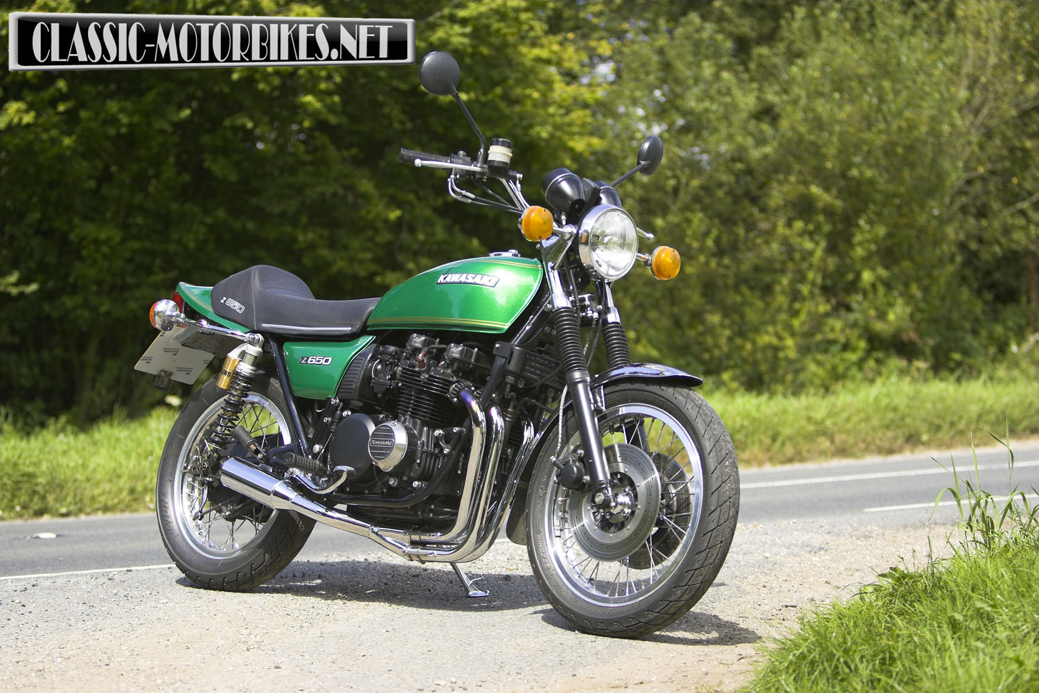 Excellent Kawasaki Z650 Special Classic Motorbikes Wiring Cloud Hisonuggs Outletorg