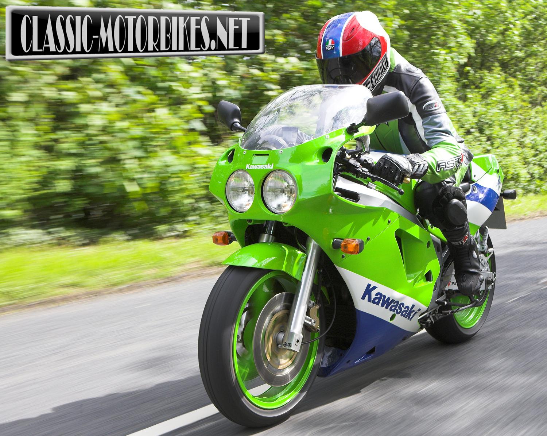Kawasaki Zxr750 Road Test Classic Motorbikes