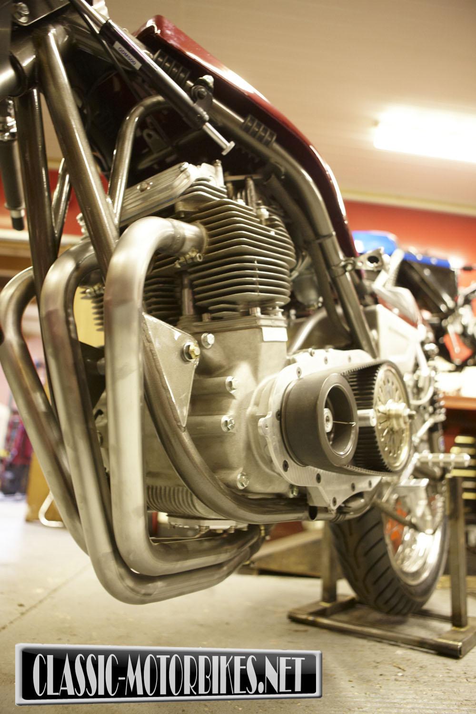Rob North Triples | Classic Motorbikes