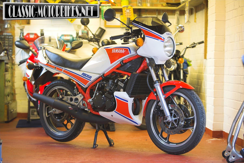 Yamaha RD350 YPVS Restoration - Classic Motorbikes
