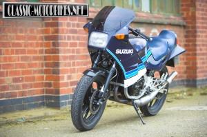 Suzuki RG250 YammaGamma