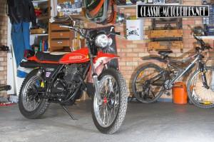 Suzuki SP400 Restoration