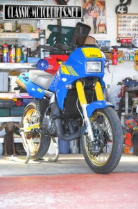 1988 Yamaha TDR250