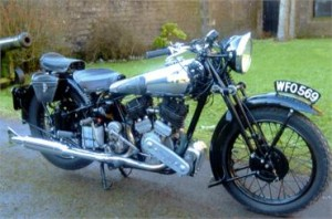 Duxford classic bike auction