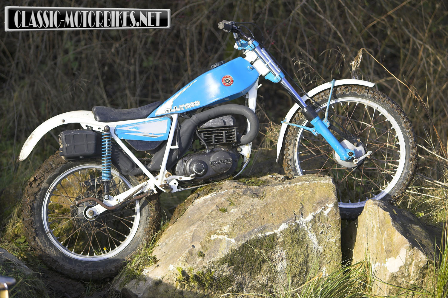 Bultaco Sherpa T Off-Road Test - Classic Motorbikes