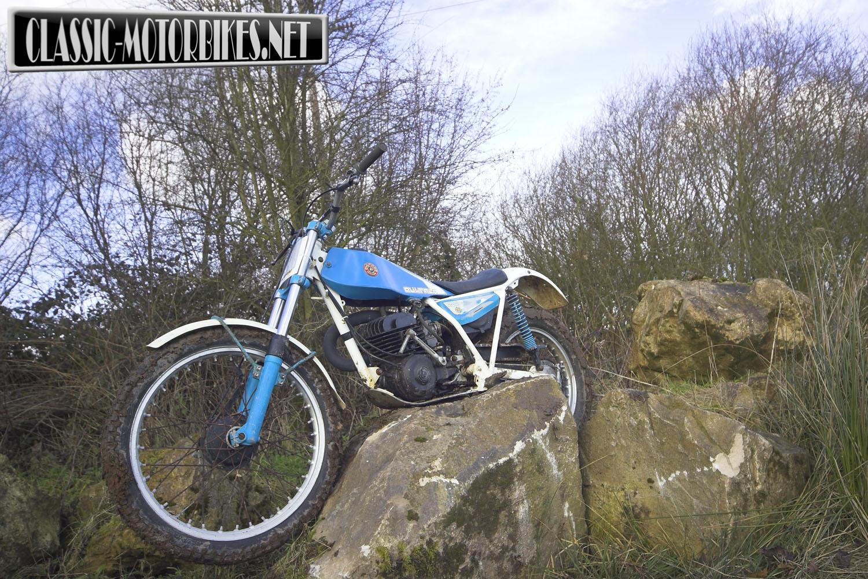 Bultaco Sherpa T Off-Road Test - Classic Motorbikes