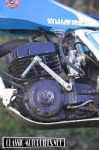 Bultaco Sherpa T Engine