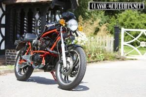 Yamaha XJ550 Turbo