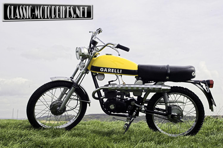 Garelli Tiger Cross Ii Classic Motorbikes