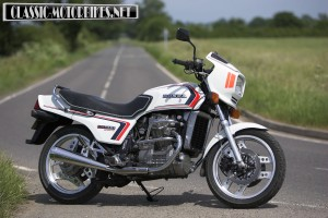 Honda CX500E Sport