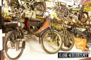 M&C Classic Bike Museum