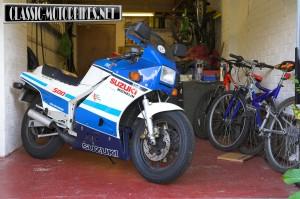 1986 Suzuki RG500 Gamma
