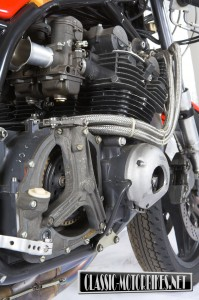 Suzuki XR69 Engine