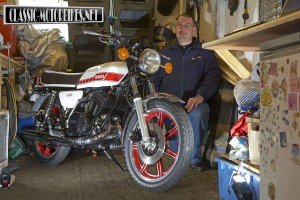 Yamaha RD400 Restoration