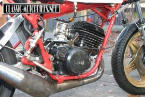 Yamaha YZ250R Engine