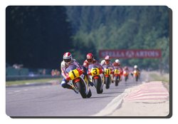 Freddie Spencer goes back to his roots at Spa-Francorchamps