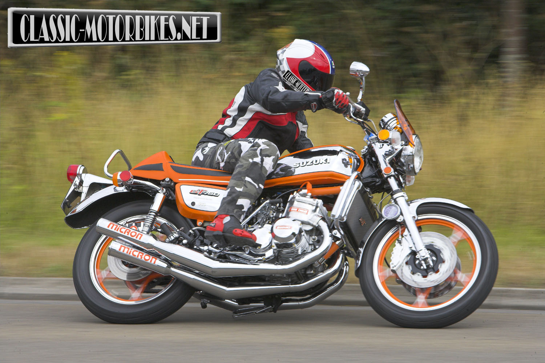 Suzuki Gt750 Special Classic Motorbikes