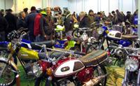 Japanese & European Bike Show at Donington Park