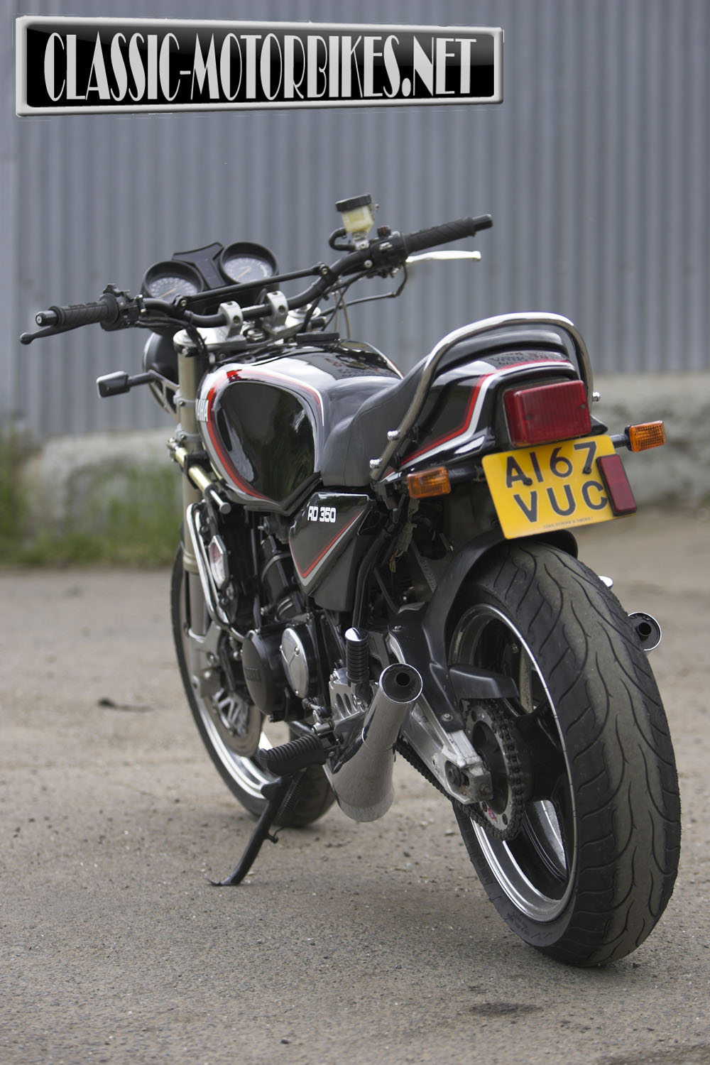 Yamaha RD350LC Street Special - Classic Motorbikes