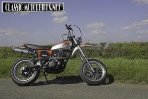 Yamaha XT500 Supermoto Special