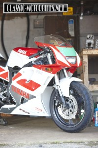 1991 Yamaha TZR250R