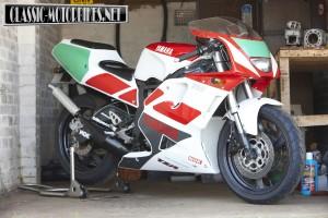 Yamaha TZR250 Restoration