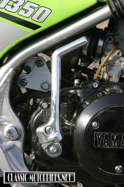 Yamaha YPVS Special - Classic Motorbikes