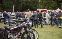 The Lancashire Classic Car and Bike Show