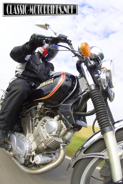 Yamaha XV750 SE/Virago Road Test - Classic Motorbikes