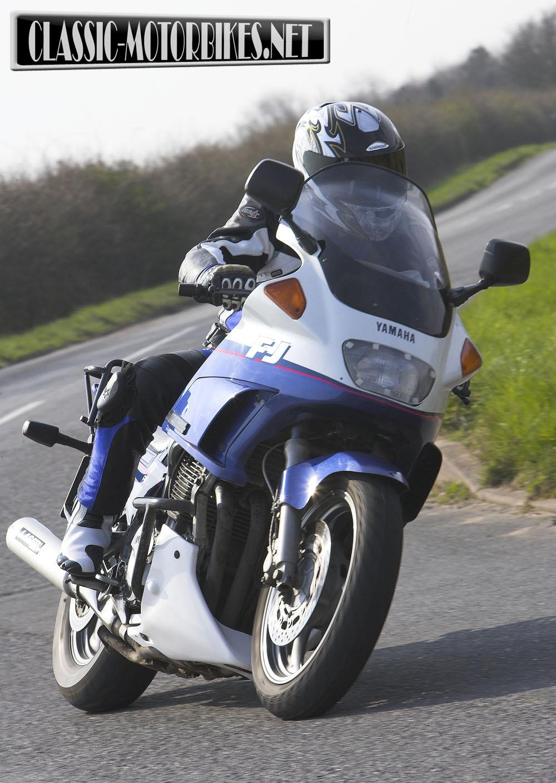 Yamaha Fj1200 Classic Motorbikes
