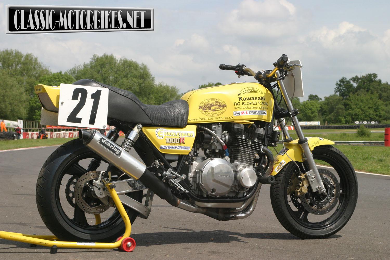 Kawasaki Z1 Racer Classic Motorbikes