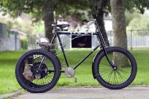 1898 Phébus 2¾hp Motor Tricycle