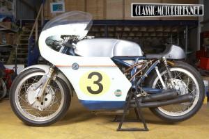 CZ500 Racer