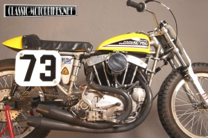 Harley Davidson XR750 Flat Tracker