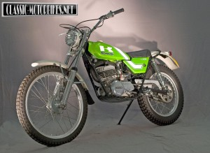 Kawasaki KT250