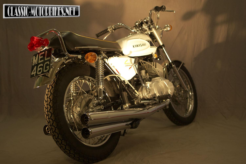 Kawasaki H1 Parts