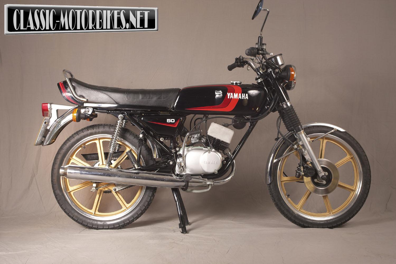 f2c71fadc11 Yamaha RD50 - Classic Motorbikes