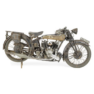 1925 Brough Superior SS-80