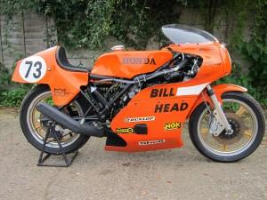 1979 Harris Honda