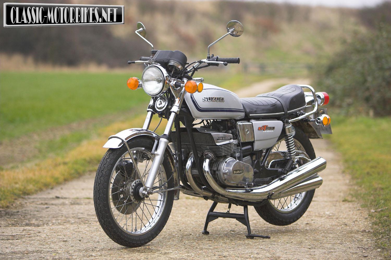 Suzuki Gs T Road Test