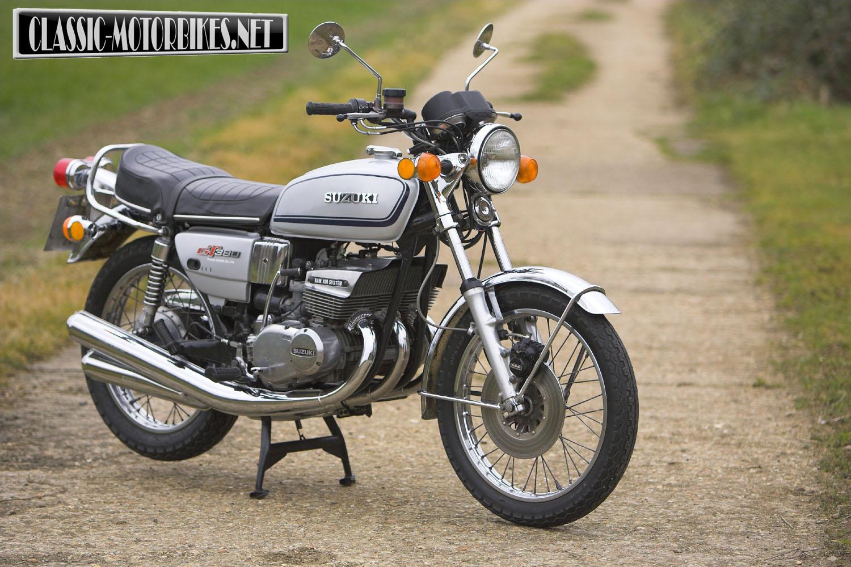 Suzuki Gt Series