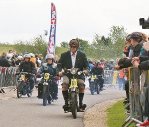 VMCC Banbury Run & Vintage Training Day